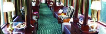 Rovos Rail Journey: Pretoria to Victoria Falls