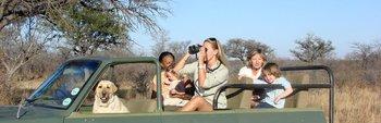 Malaria-free Family Safari Fun
