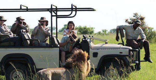 Types of Vehicles on Safari   Safari365