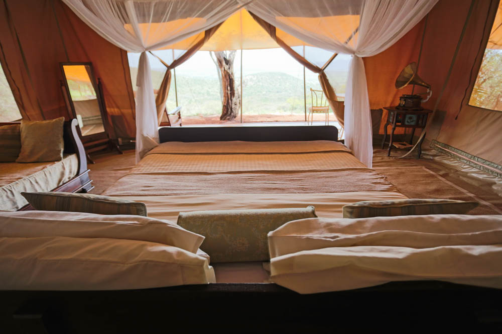 Cottars 1920s Safari Camp Gallery
