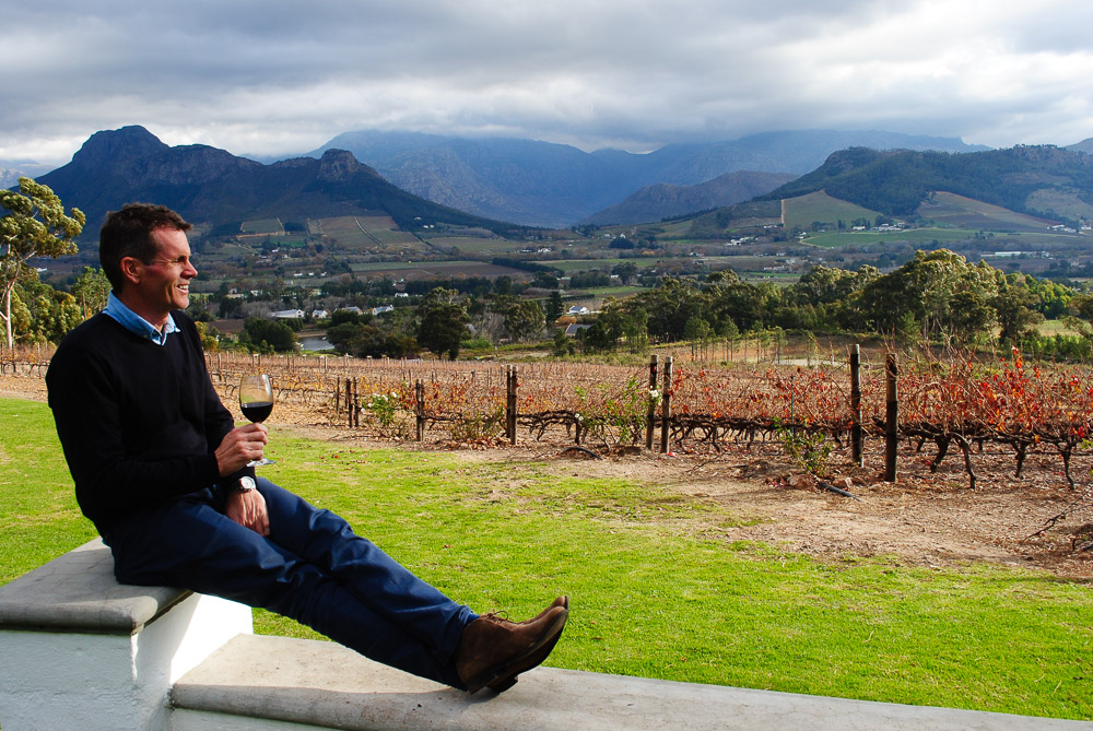 Cape Winelands Day Trip