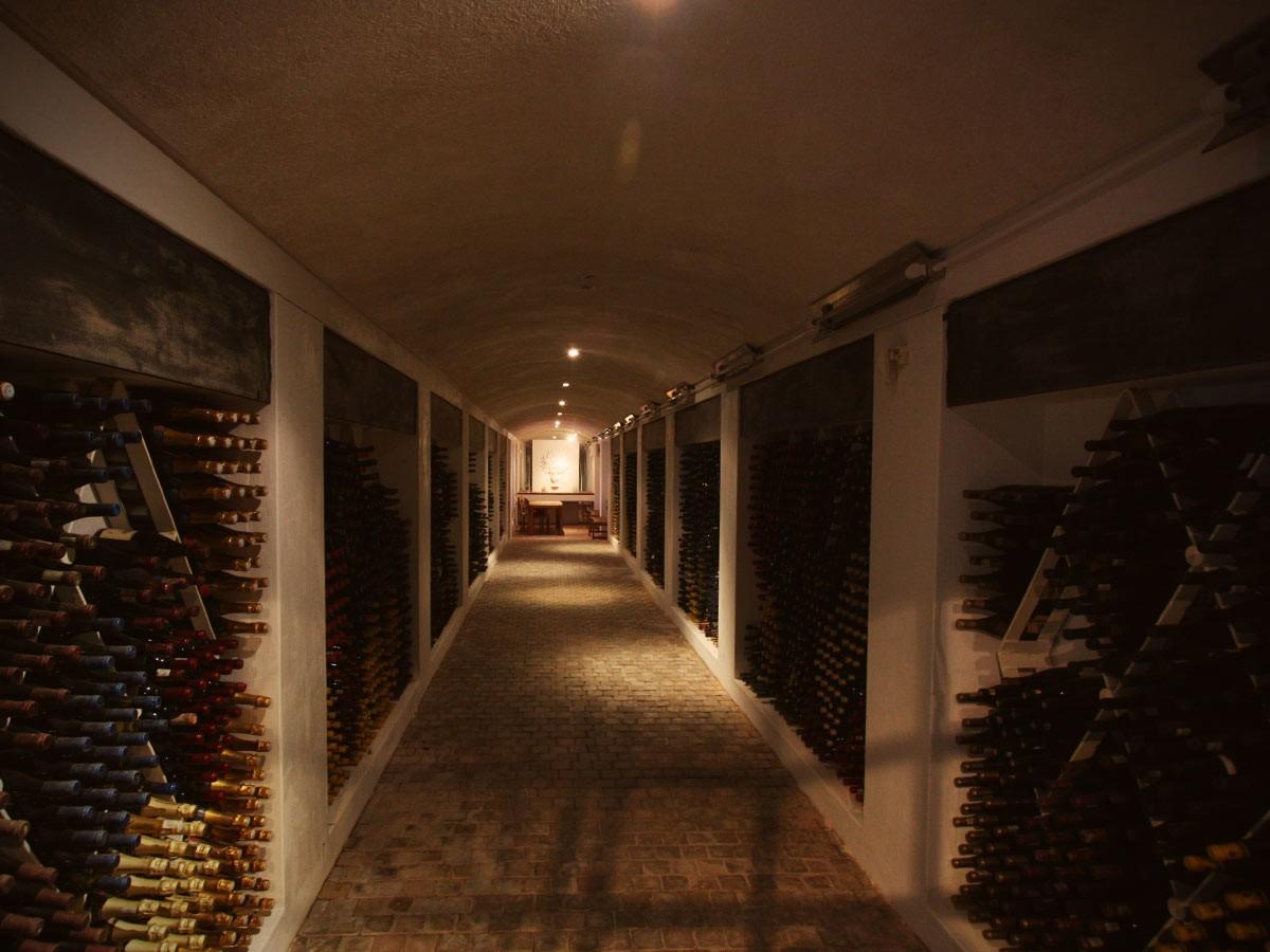 Boschendal Wine Cellar tour