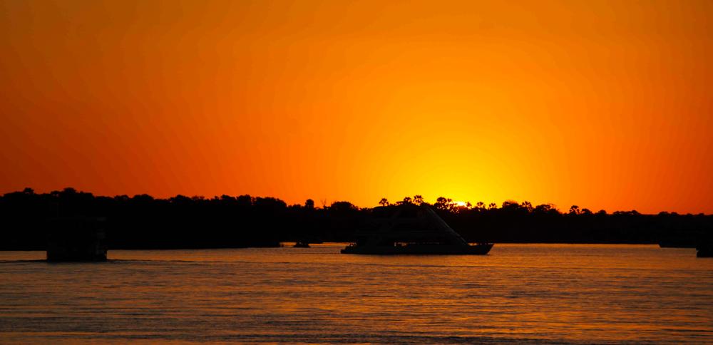 Zambezi Sunset Cruise Review
