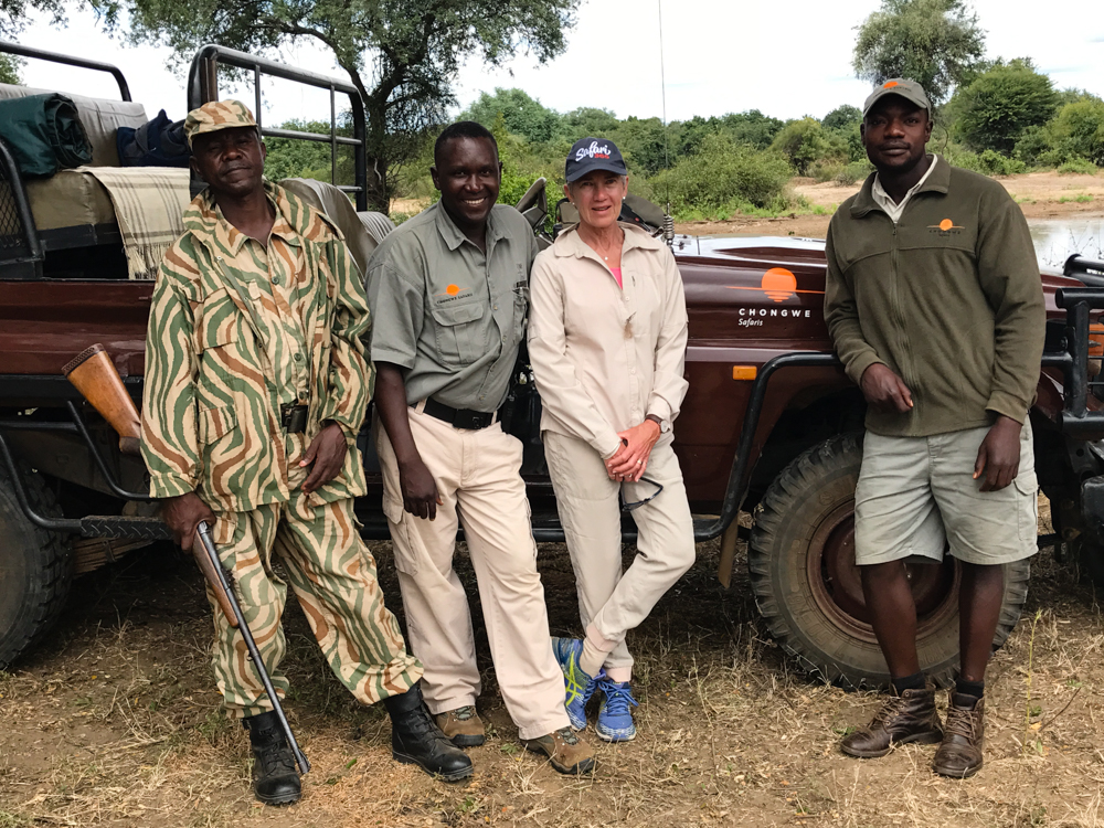 Safari Guides in Zambia