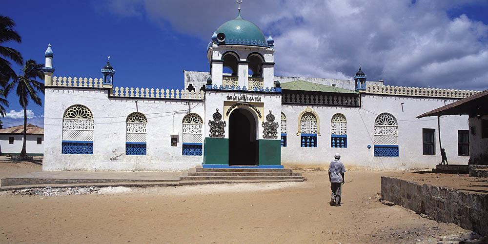Lamu Old Town Kenya