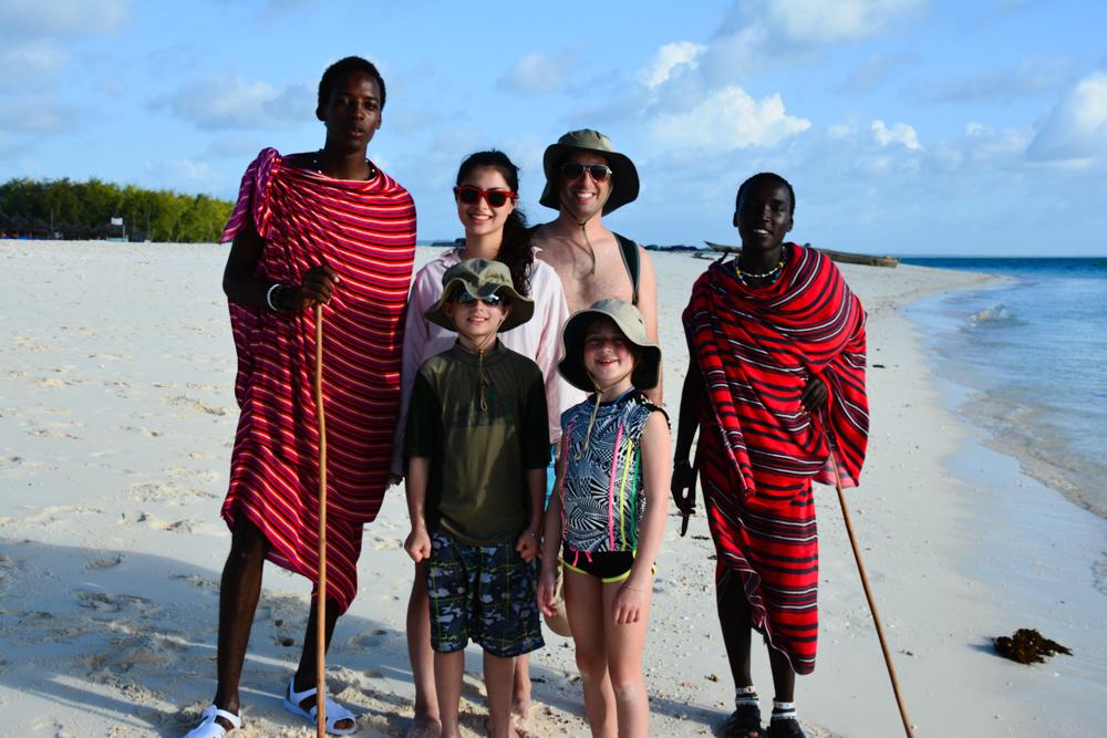 Family Trip to Zanzibar