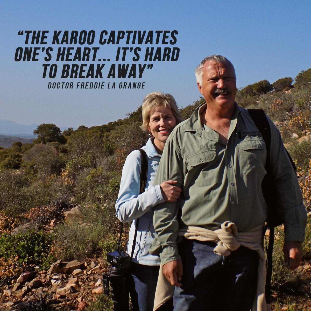 Touwsberg Nature Reserve interview