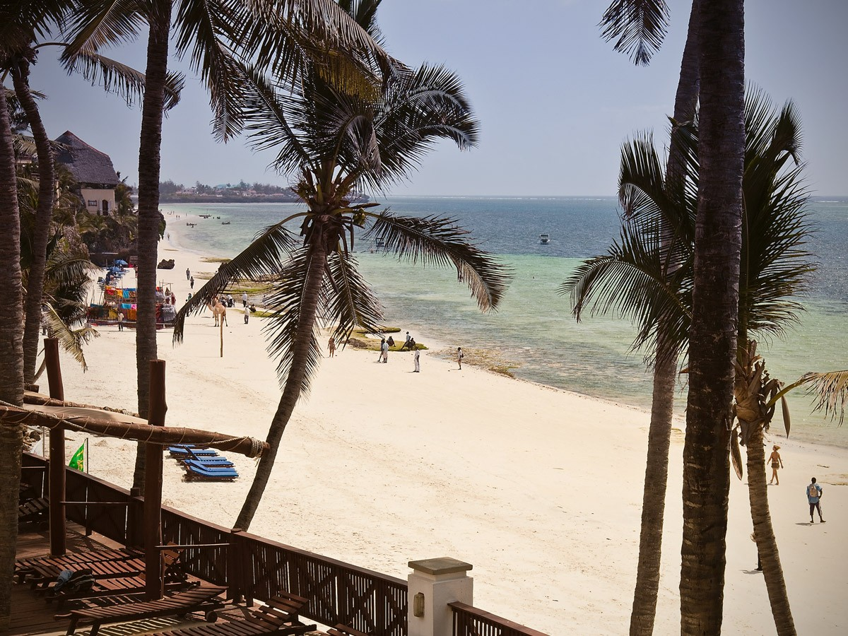 Mombasa Travel ban