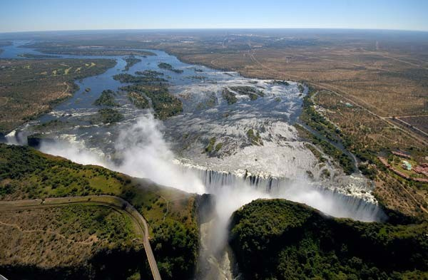 Victoria Falls UNIVISA