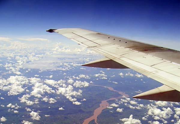 Flights to Victoria Falls