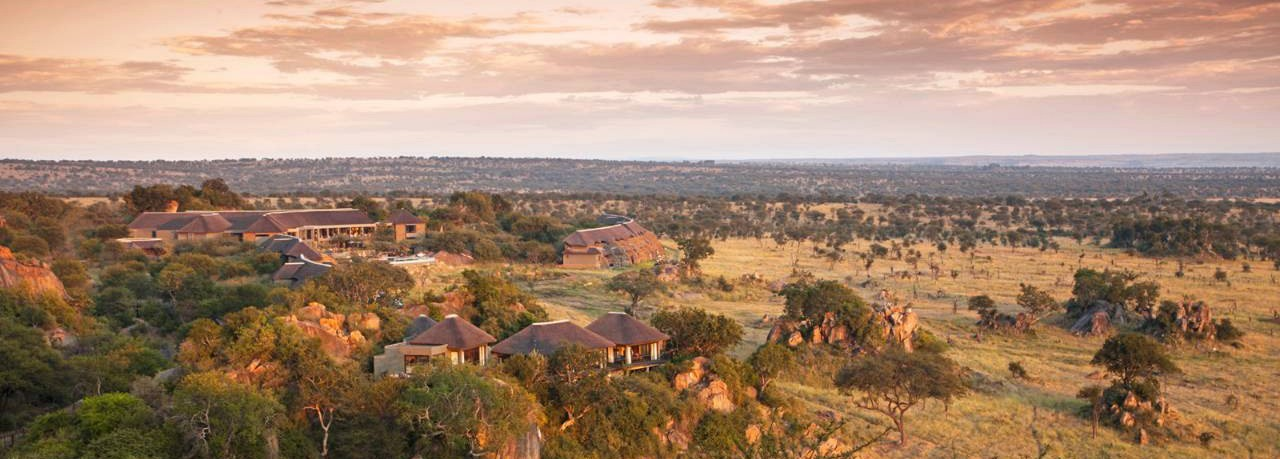 Four Seasons Safari Lodge in the Serengeti