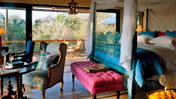 private Kruger lodges