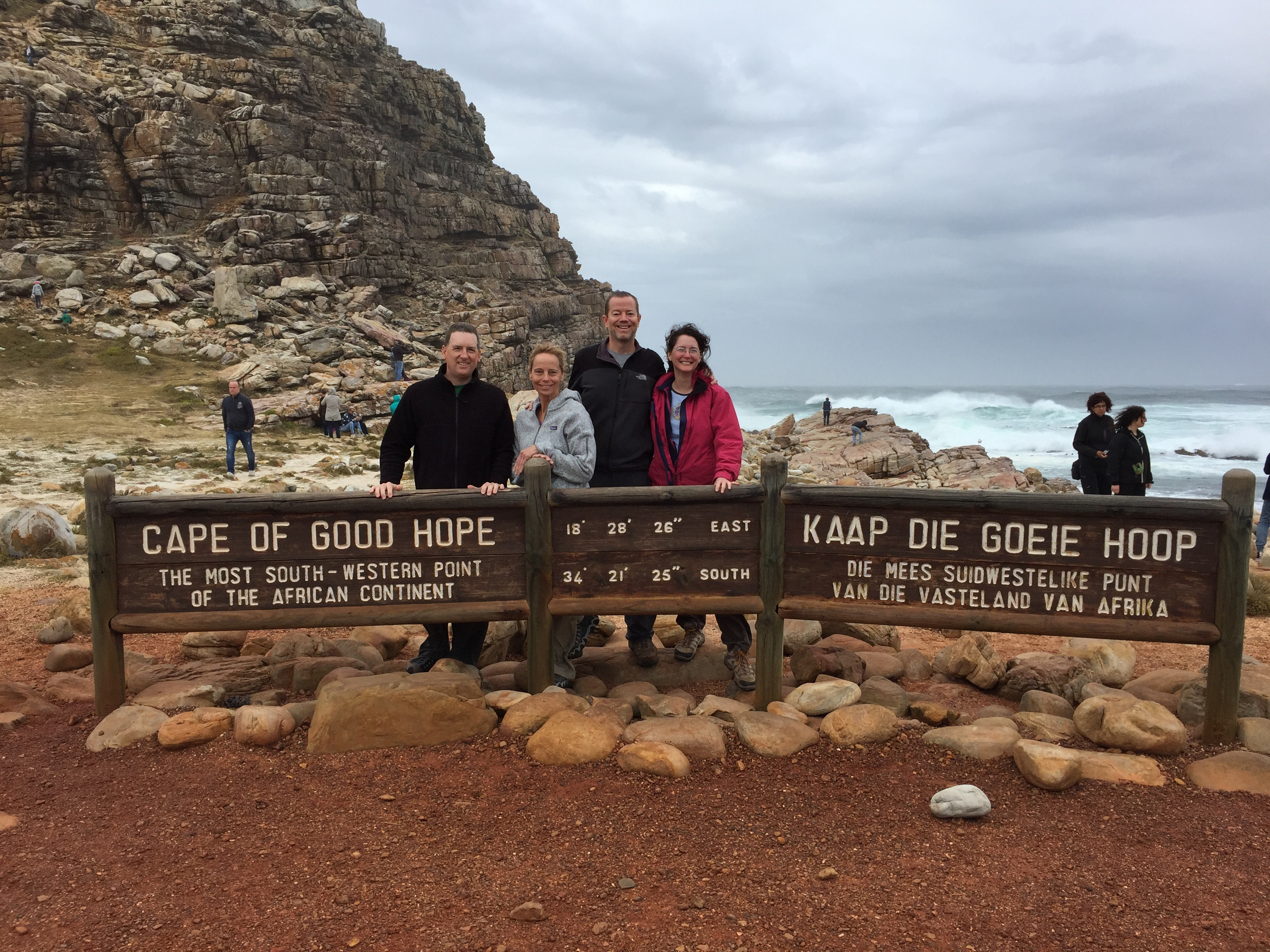 Itinerary Review for BY Michael | Safari365