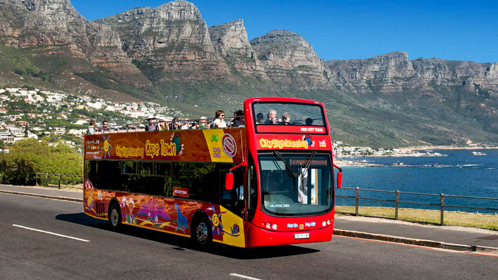 City Sightseeing Tour Cape Town