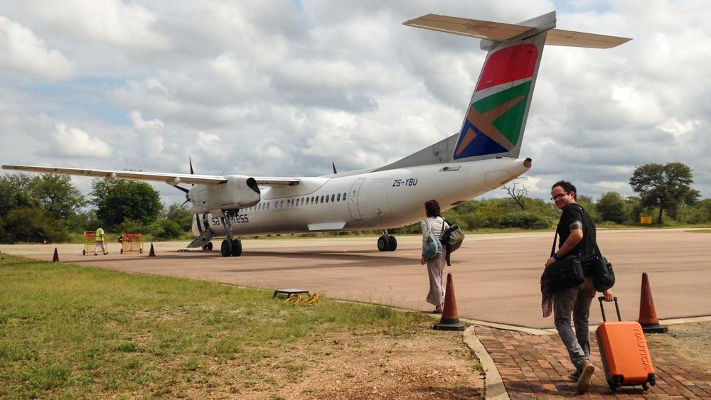 Travel to Kruger National Park