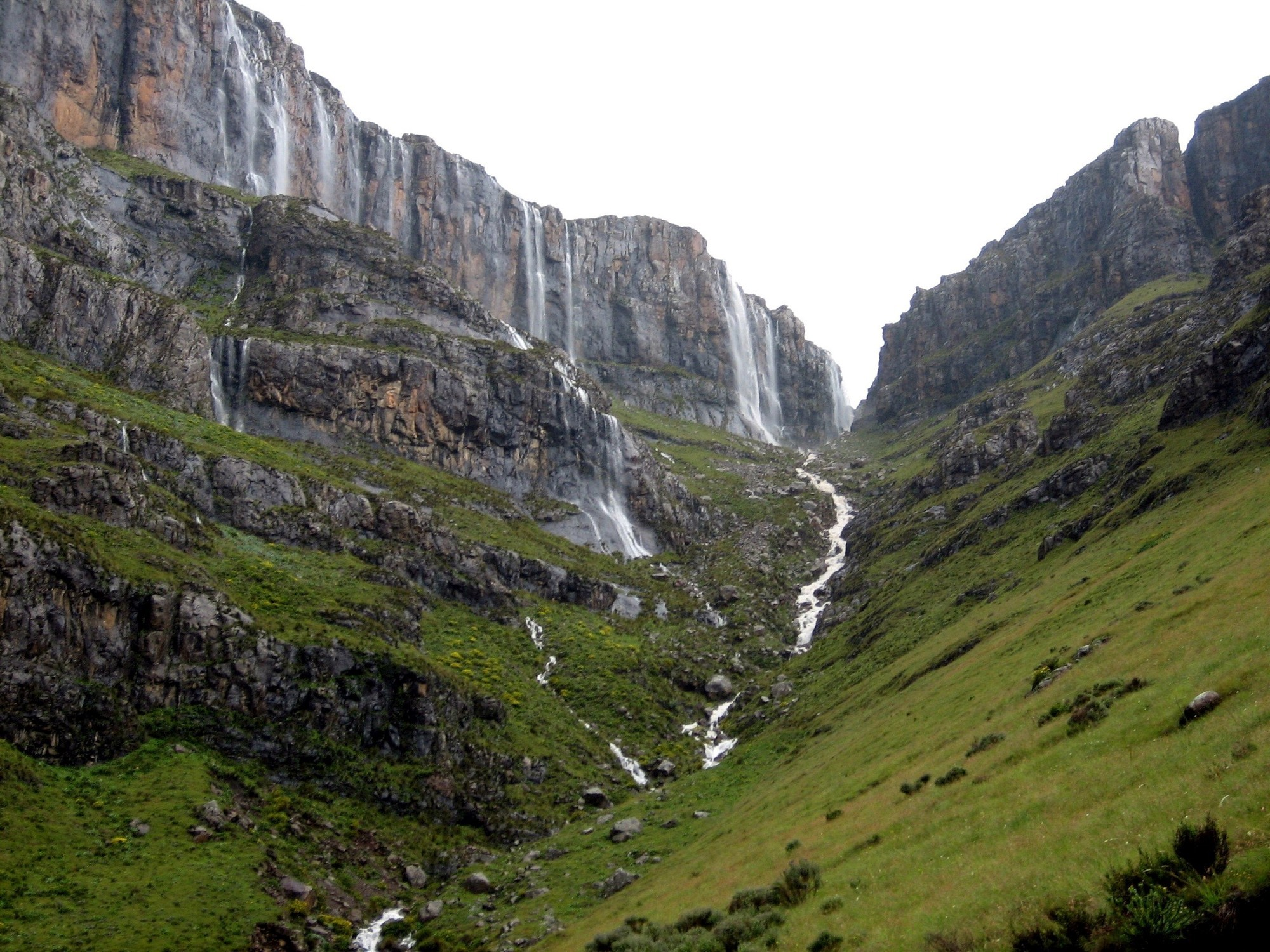 KwaZulu Natal's Drakensberg and Midlands
