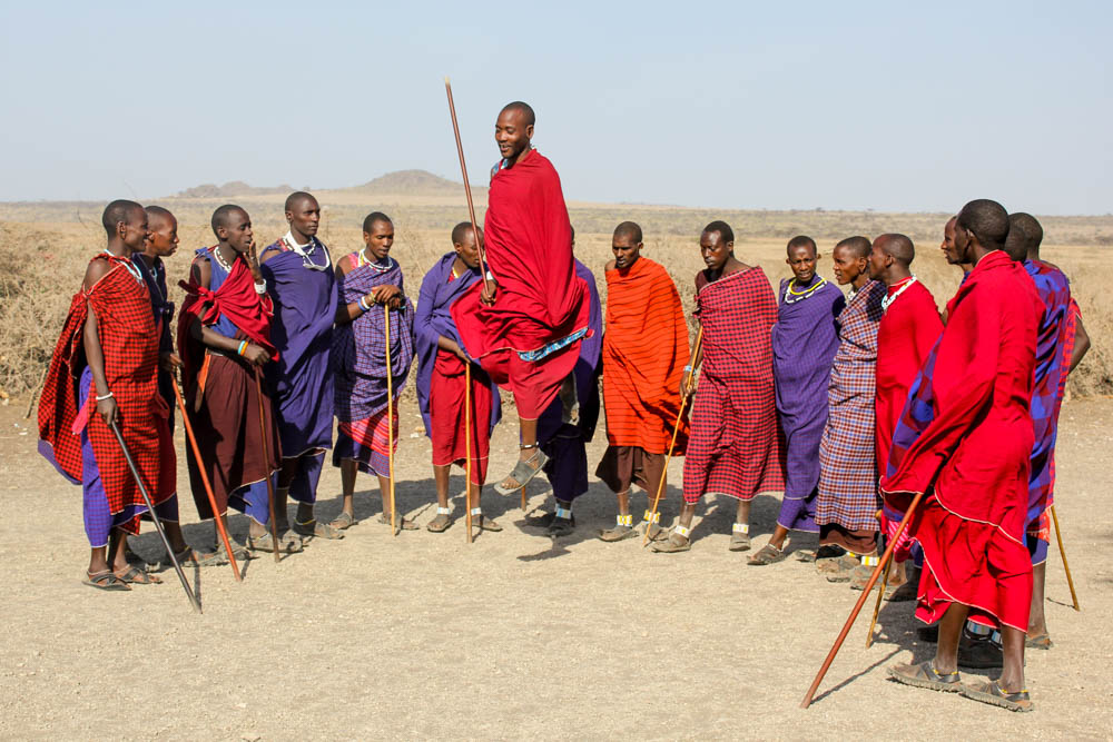 Tanzania Culture Maasai People