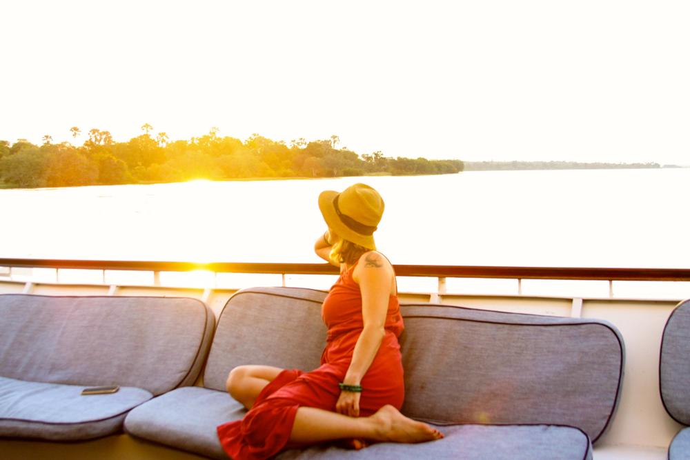 Victoria Falls Sunset Cruise