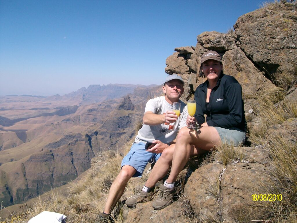The Drakensberg and Midlands